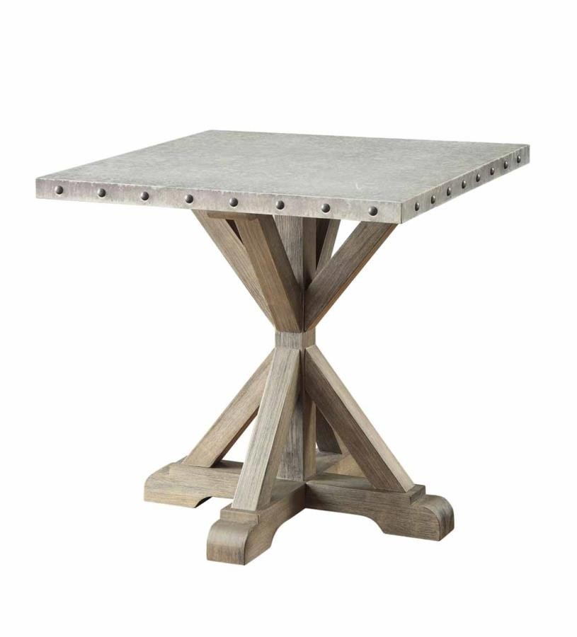 Living Room Industrial Rustic Occasional Tables End Table