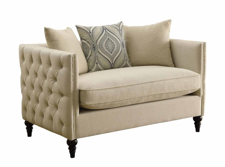 CLAXTON COLLECTION - LOVESEAT