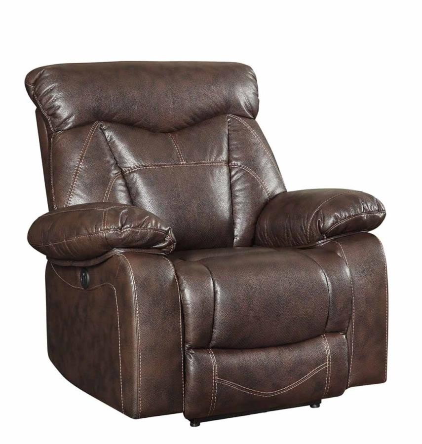 ZIMMERMAN MOTION COLLECTION - POWER GLIDER RECLINER