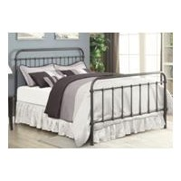 LIVINGSTON METAL BED - QUEEN BED