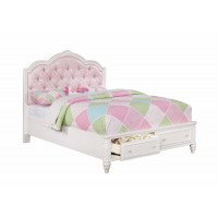 CAROLINE COLLECTION - FULL STORAGE BED