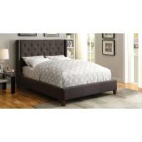 Owen Upholstered Bed - QUEEN BED