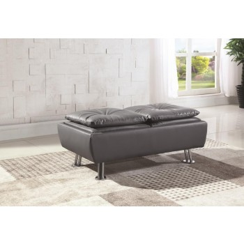 DILLESTON COLLECTION - OTTOMAN
