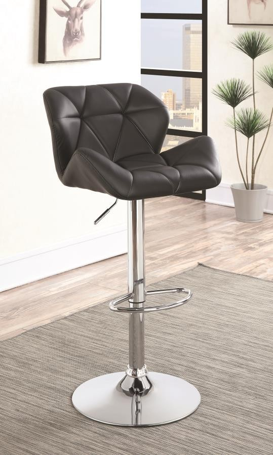 REC & REC ROOM/BAR STOOLS: HEIGHT ADJUSTABLE - ADJUSTABLE BAR STOOL (Pack ...