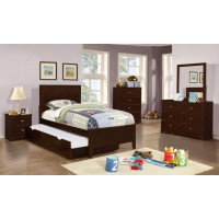 ASHTON COLLECTION - TWIN BED