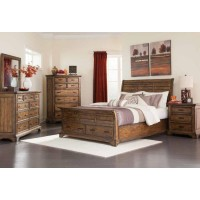 ELK GROVE COLLECTION - C KING BED