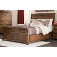 ELK GROVE COLLECTION - QUEEN BED