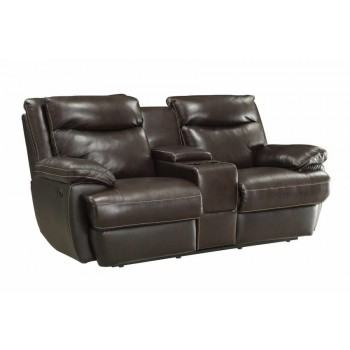 MACPHERSON MOTION COLLECTION - POWER LOVESEAT W/ CONSOLE