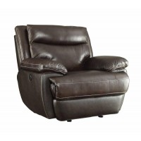 MACPHERSON MOTION COLLECTION - MacPherson Power Motion Brown Recliner