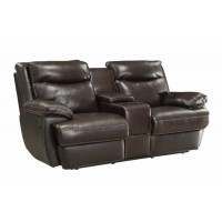 MACPHERSON MOTION COLLECTION - MOTION LOVESEAT W/ CONSOLE
