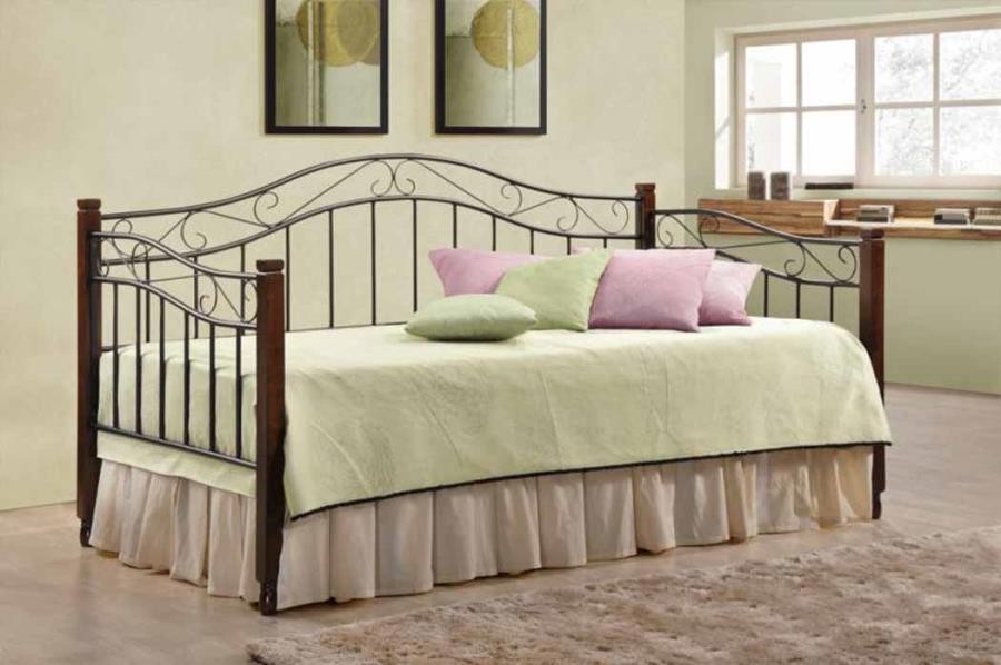 TWIN METAL DAYBED - DAYBED