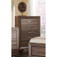 KAUFFMAN COLLECTION  - Kauffman Transitional Five-Drawer Chest
