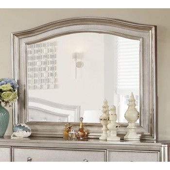 BLING GAME COLLECTION - Bling Game Dresser Mirror With Arched Top