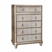 BLING GAME COLLECTION - Bling Game Six-Drawer Chest