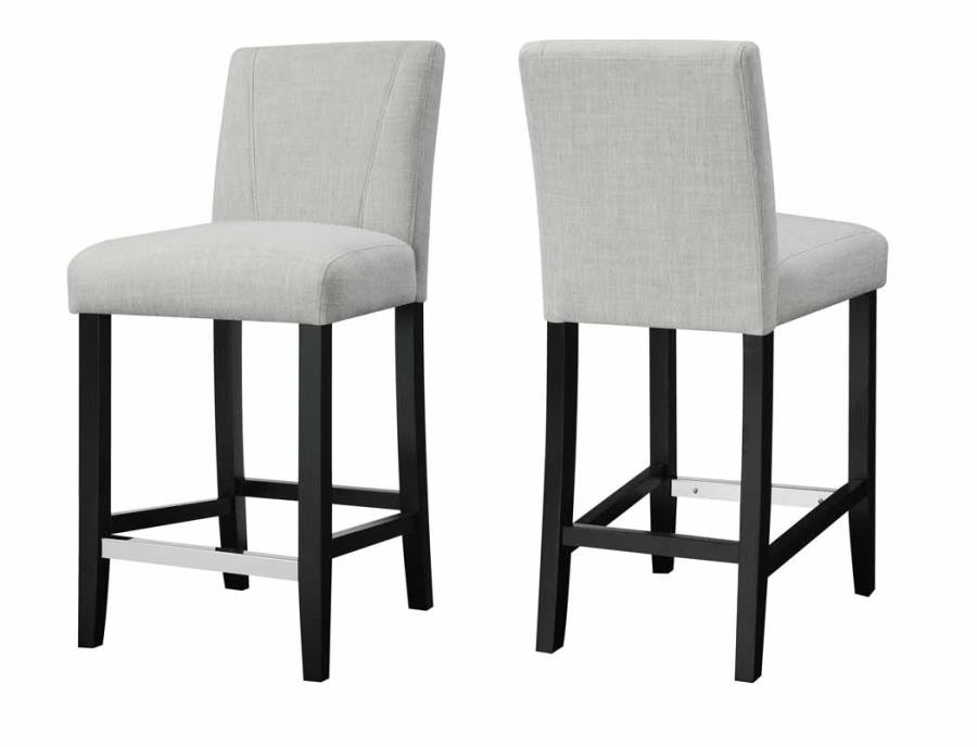 100% authentic 1aa8c 7a561 EVERYDAY DINING: STOOLS - Contemporary Counter-Height Bar Stool (Pack of 2)