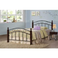 Kyan Metal Bed - TWIN BED