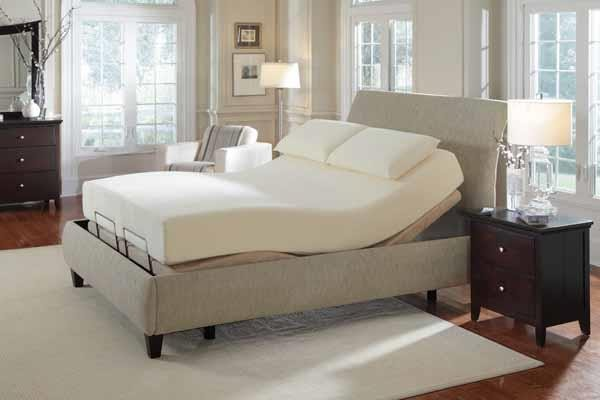 Premier Bedding Pinnacle Adjustable Bed Base - E KING ADJUSTABLE BED BASE