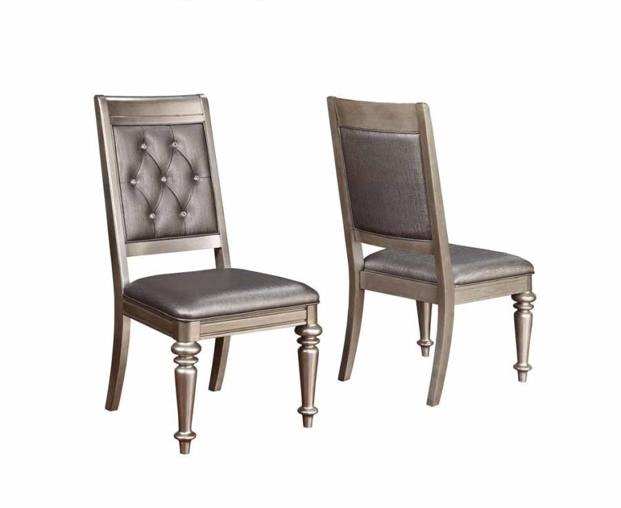 Side Chair bling collection side chair pack of 2 106472 side
