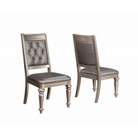 BLING GAME COLLECTION - SIDE CHAIR (Pack of 2)