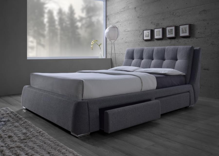 FENBROOK COLLECTION - QUEEN BED