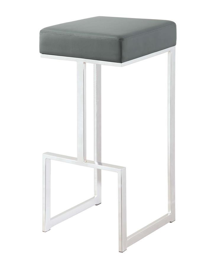 Bar Stools Metal Fixed Height 29 Bar Stool 105262