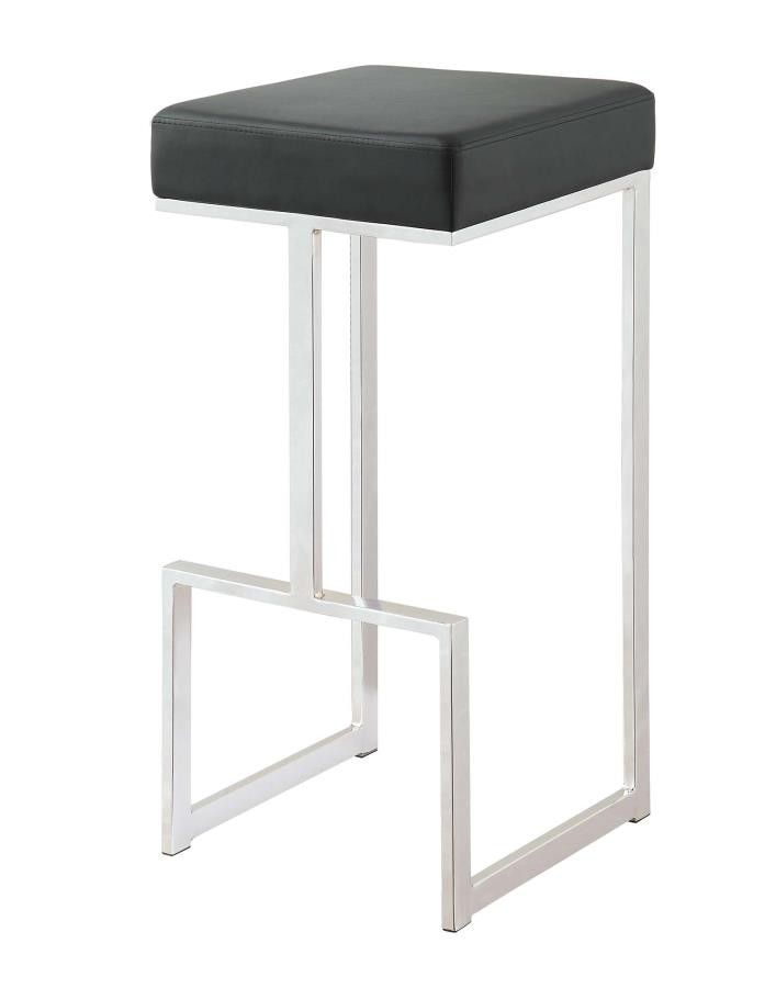 BAR STOOLS: METAL FIXED HEIGHT - 29 BAR STOOL