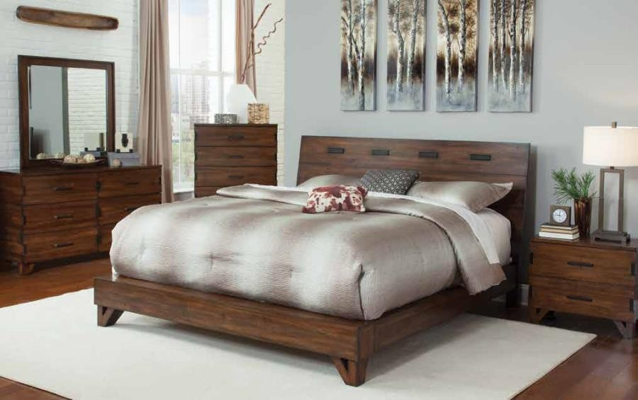 YORKSHIRE COLLECTION - QUEEN BED