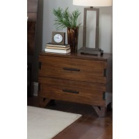 YORKSHIRE COLLECTION - Yorkshire Two-Drawer Nightstand