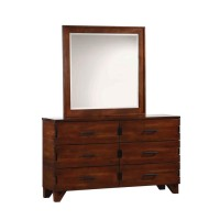 YORKSHIRE COLLECTION - Yorkshire Six-Drawer Dresser