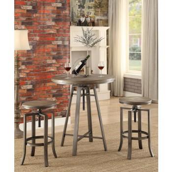 Find A Store. REC ROOM/ BAR TABLES: RUSTIC/INDUSTRIAL ...