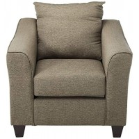 SALIZAR COLLECTION - Salizar Transitional Light Grey Chair