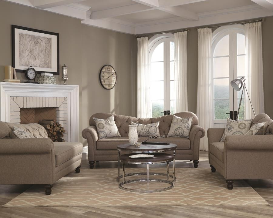CARNAHAN COLLECTION - SOFA