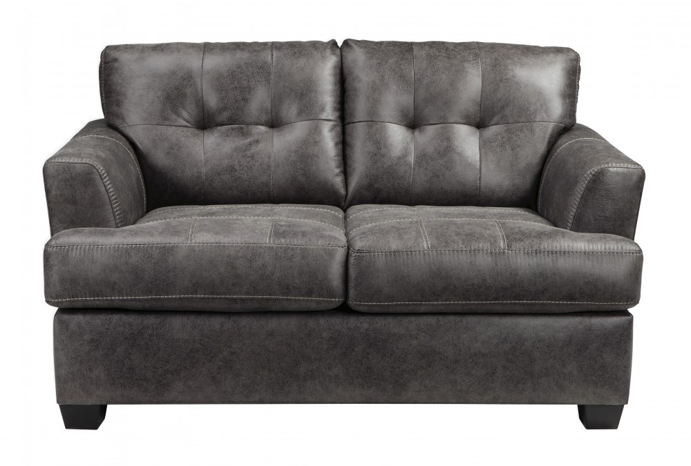 Inmon - Charcoal - Loveseat