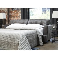 Inmon - Charcoal - Queen Sofa Sleeper