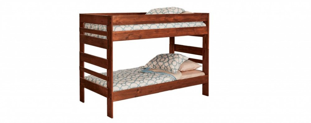 A.W.F. 208-2pc Stackable Bunkbed