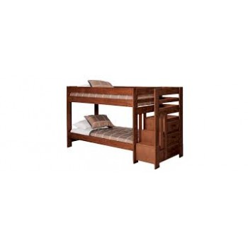 A.W.F. 2087 Stairstep Bunkbed