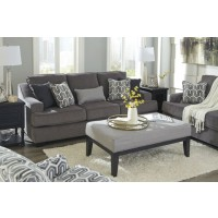 Gilmer - Gunmetal - Sofa & Loveseat