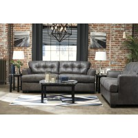 Inmon - Charcoal - Sofa & Loveseat