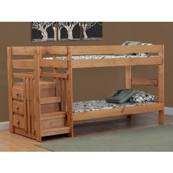 7990 Twin Bunk Bed