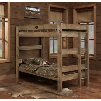 521 Twin Bunk Bed