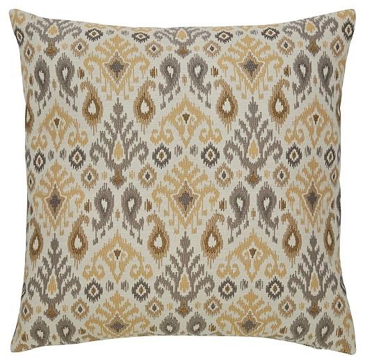 Damarion - Taupe/Gold/Tan - Pillow