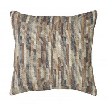 Daru - Cream/Brown/Blue - Pillow