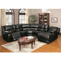 Reclining Sectional Great Price!