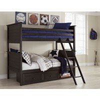 Jaysom - Black - Under Bed Storage Pedestal