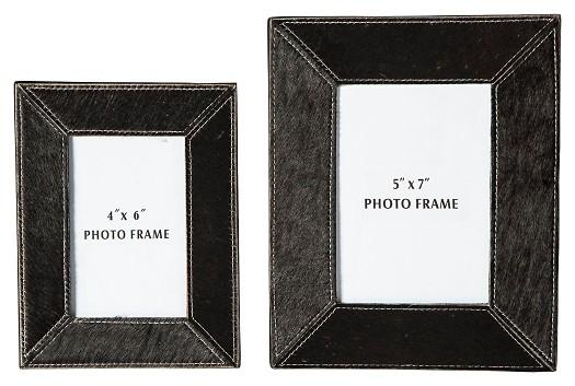 Odeda - Black - PHOTO FRAME (SET OF 2)   Photo Frames   Bescheinen ...