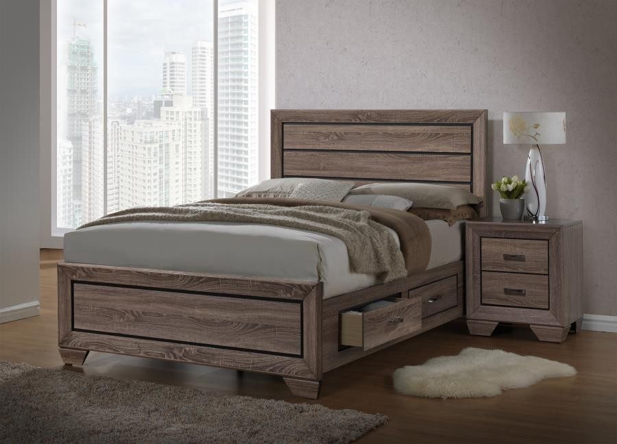 KAUFFMAN COLLECTION  - E KING BED