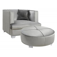 BLING GAME LIVING ROOM COLLECTION - Bling Game Living Room Chair