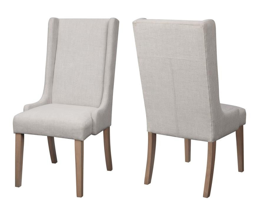 Solomon Collection Dining Chair Pack Of 2 100353 Side Chairs