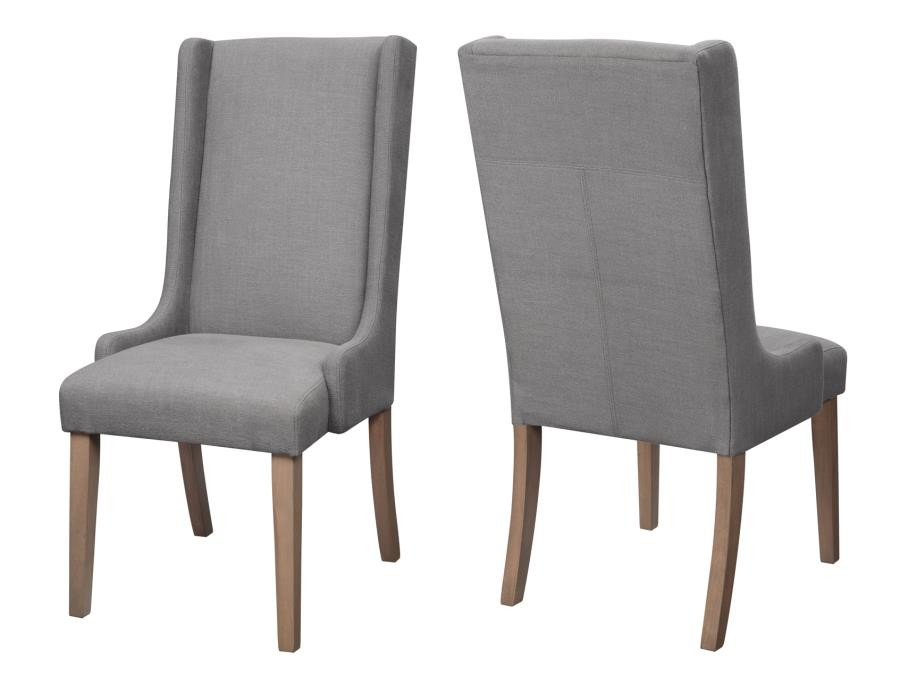 Levine Collection Dining Chair Pack Of 2 100354 Side Chairs