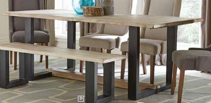 LEVINE COLLECTION - DINING TABLE